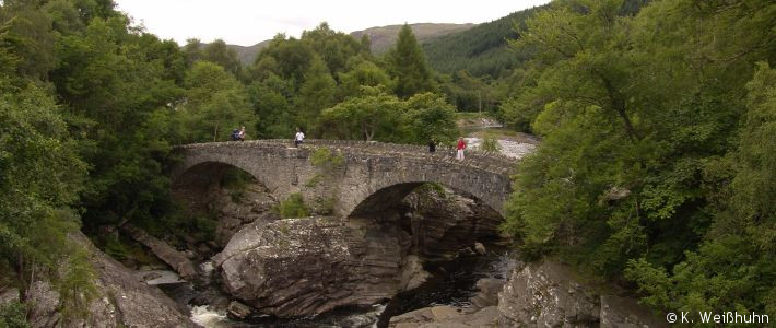 Telford Bridge in Invermoriston